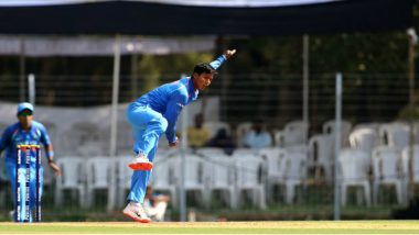 India vs South Africa 1st T20I Women Match Report: Deepti Sharma's Three Maiden Overs Leads IND to 11 Runs Victory Over SA