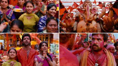 Deva Shree Ganesha, Ganeshotsav 2019 Song of The Day: Sing This Hrithik Roshan-Priyanka Chopra Starrer Track to Celebrate Ganesh Chaturthi Festival