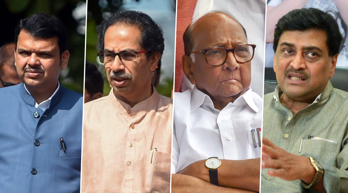 Maharashtra Assembly Elections 2019: Full List of Constituencies With Current MLA Names and How BJP, Shiv Sena, Congress-NCP Fared in 2014