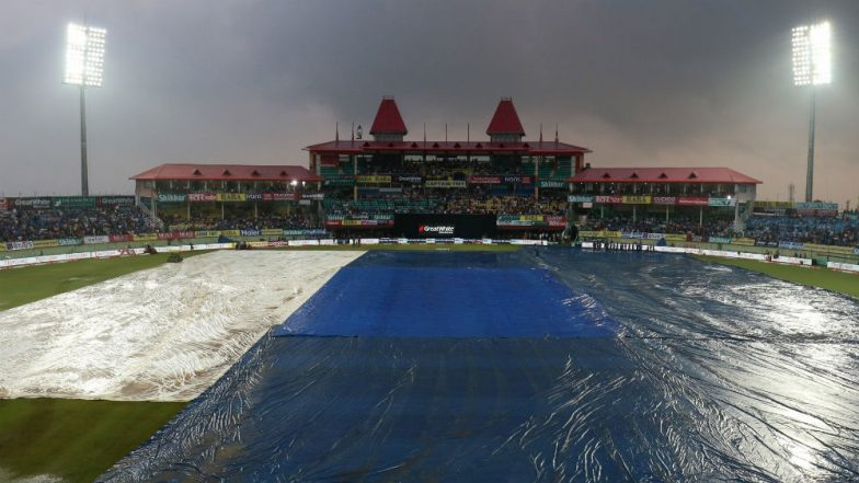 Rain Likely to Play Spoilsport in India vs South Africa 1st ODI 2020, Check Dharamshala Weather Forecast for Thursday, March 12