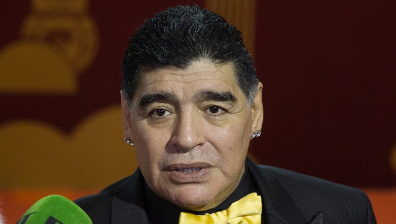 Diego Maradona Appointed As Head Coach of Argentina Superliga Side Gimnasia