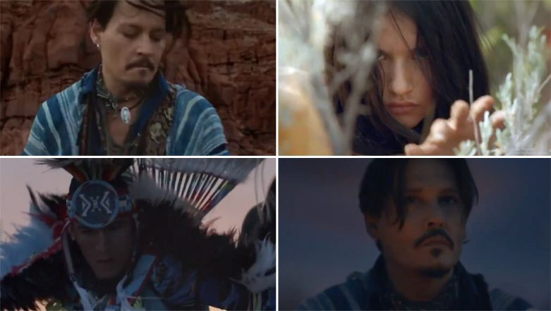 Dior Faces Backlash over Cultural Appropriation; Luxury Brand Uses Native American Theme for Newest Campaign Featuring Johnny Depp