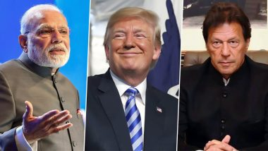Donald Trump's 5th Kashmir Mediation Pitch: 'I Offered Arbitration...India, Pakistan Are Two Nuclear Countries, Got to Work it Out'