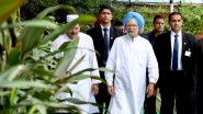 Manmohan Singh Hits Back at Nirmala Sitharaman For Blaming Him For Bank Crisis, Seeks PM Narendra Modi's Intervention in PMC Bank Matter