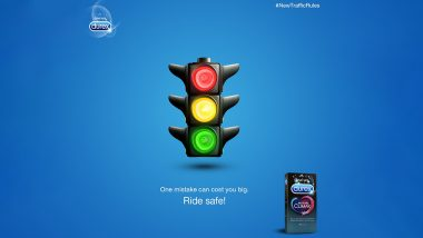 Durex Condom India Says 'Ride Safe' in Its New Traffic Rules Twitter Ad and Our Inner Pervs Can't Help Sniggering