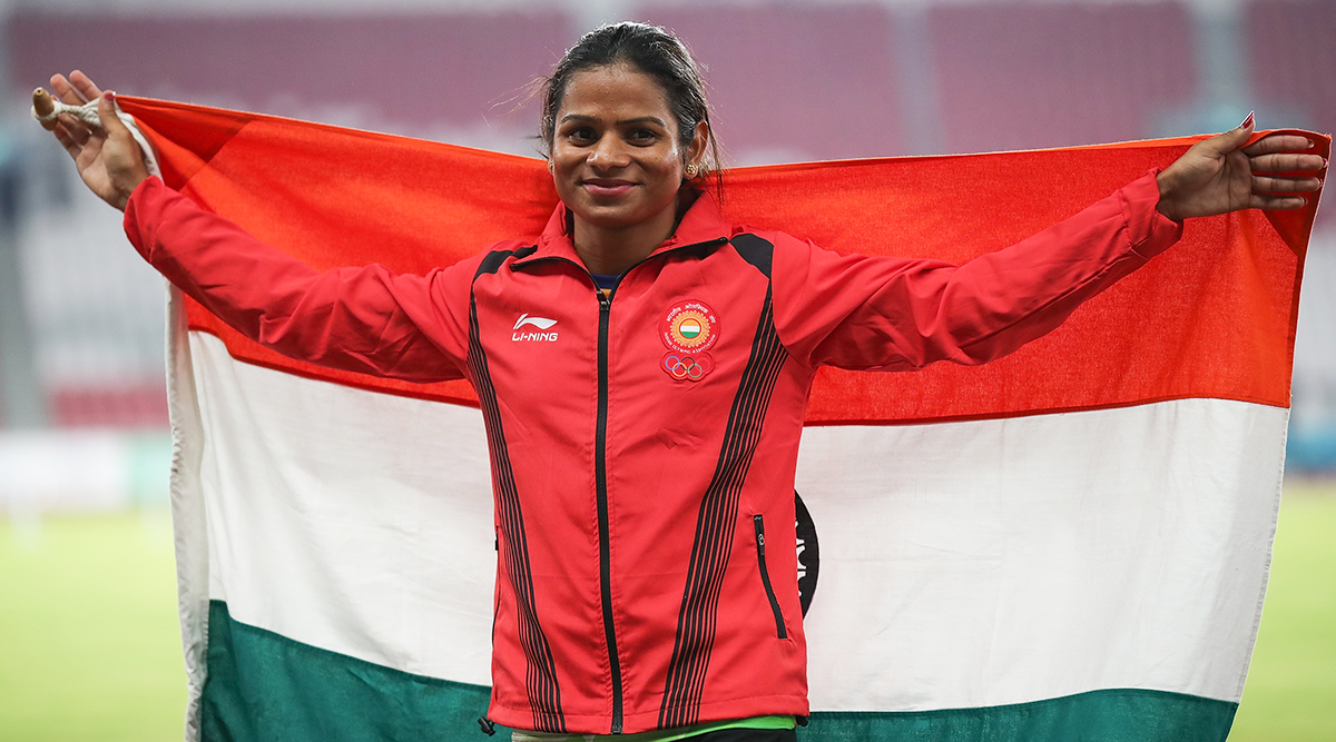Dutee Chand Awarded with Vogue Sportsperson of the Year 2019