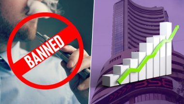 E-Cigarette Banned: Shares of ITC Ltd, Godfrey Rise Manifold After Nirmala Sitharaman's Announcement