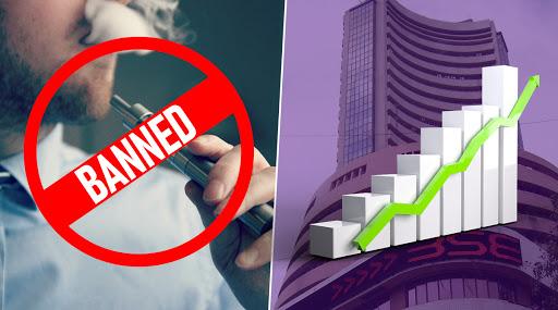 E-Cigarette Banned: Shares of ITC Ltd, Godfrey Rise Manifold After Nirmala Sitharaman's Announcement
