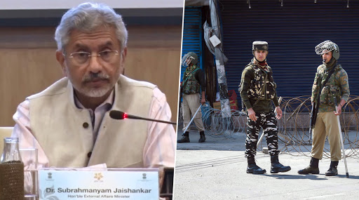 EAM S Jaishankar Lambastes Pakistan For Providing Shelter to Terrorists, Says 'Issue is Not Article 370 But Pakistan's Terrorists'