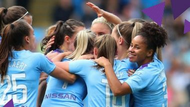 Women's Super League: Manchester City Edge Manchester United 1–0 in Front of 31,000