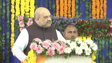 Amit Shah Assures Rs 2 Lakh Life Insurance for Jammu and Kashmir Panchayat Members