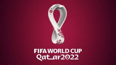 Qatar Unveils FIFA 2022 World Cup Logo Round The Globe
