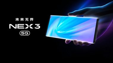 Vivo NEX 3, NEX 3 5G Specifications Revealed Prior To Launch; Expected Prices & Features
