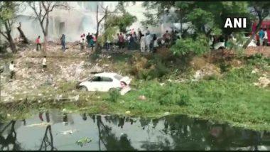 Punjab Blast: 19 Killed, 25 Injured in Explosion at Firecracker Manufacturing Unit in Gurdaspur