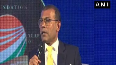 ISIS and Al Qaeda Building Deep State in Maldives, Says Former President Mohamed Nasheed