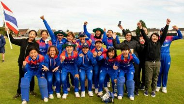 Women's T20 World Cup 2020 Qualifier: Thailand Beat Papua New Guinea to Qualify for Its Maiden T20 Women's World Cup