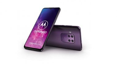 Motorola One Zoom Smartphone With 4 Camera Setup Revealed At IFA 2019