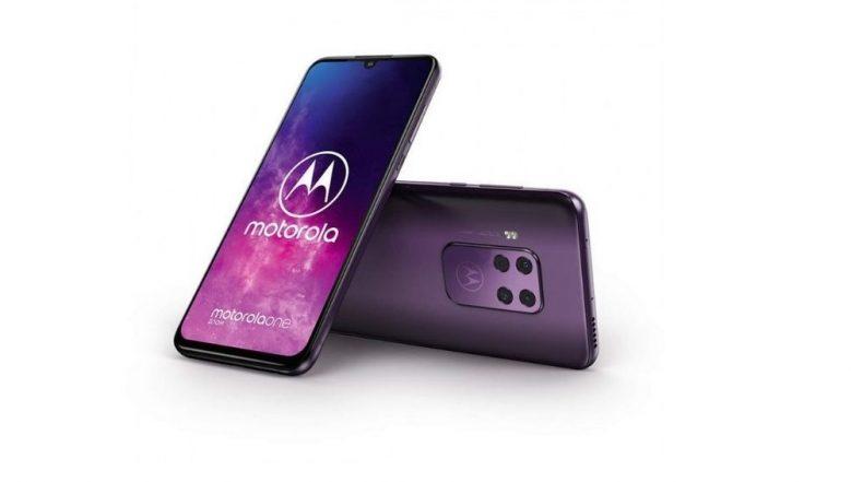 Motorola One Zoom Smartphone With 4 Camera Setup Revealed At IFA 2019