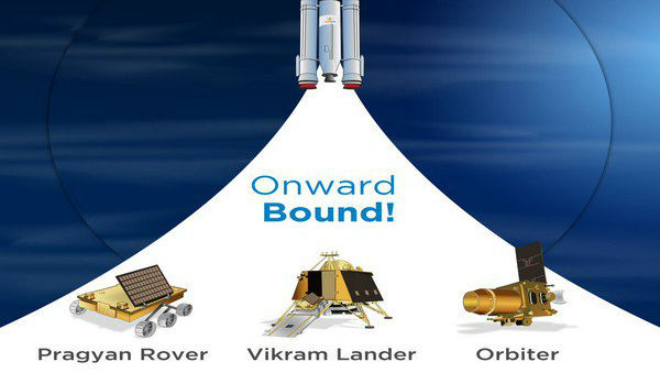 Chandrayaan 2: As ISRO Set to Create History, Here's Timeline of Historic Mission