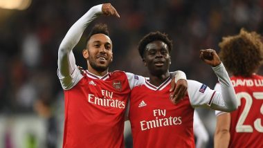Standard Liege vs Arsenal, UEFA Europa League 2019–20 Live Streaming Online: Where to Watch STL vs ARS Group Stage Match Live Telecast on TV & Free Football Score Updates in Indian Time?