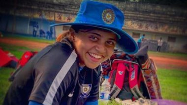 Devika Vaidya to Lead India 'A' Women's Team Against Bangladesh and in Asia Cup