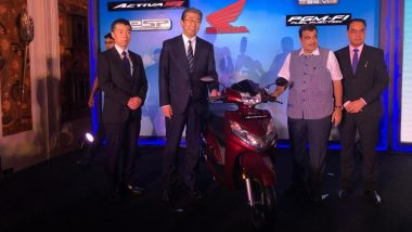 Honda Activa 125 FI BS6 Scooter Launched; Priced in India At Rs 67,490