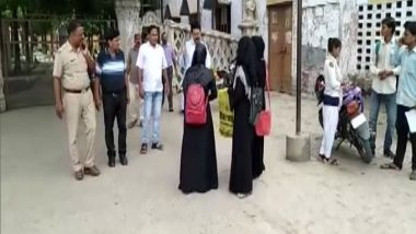 UP: Girl Students Wearing Burqa Denied Entry in SRK College in Firozabad
