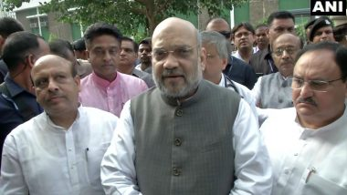 Amit Shah to Speak on NRC, Citizenship Amendment Bill in Kolkata on October 1