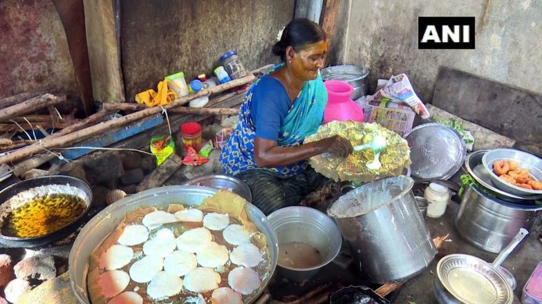 Tamil Nadu Woman Serves Idlis to the Underprivileged for Free