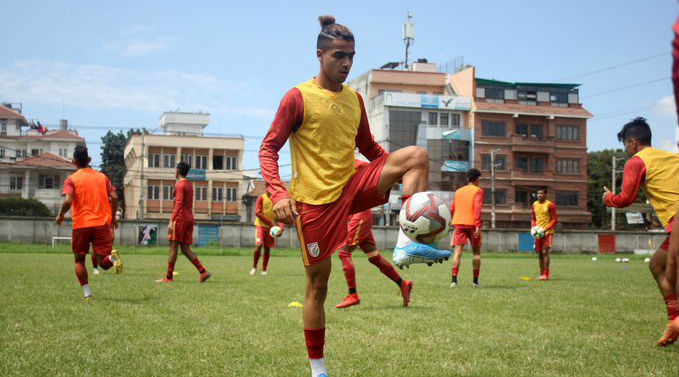 SAFF U-18 Championship 2019: India Gear Up to Play Against Neighbours Bangladesh