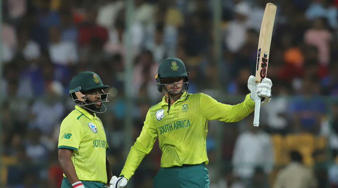 IND vs SA 2019, 3rd T20I: Quinton de Kock, Kagiso Rabada Stars As South Africa Thrash India by 9 Wickets to level T20I Series 1-1