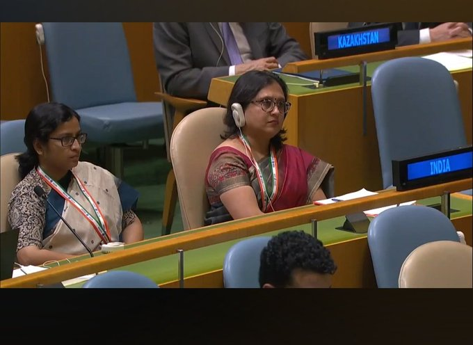 India Slams Pakistan at UNGA, Says Footprint of Every Major Act of Terrorism Passes Through This Country