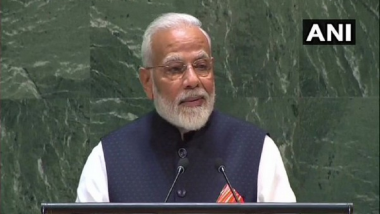 India's Welfare Schemes Give World a 'New Hope' for Better Future, Says PM Narendra Modi at UNGA