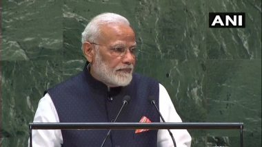'Fragmented World Is in Interest of None', Says PM Narendra Modi at UNGA in New York
