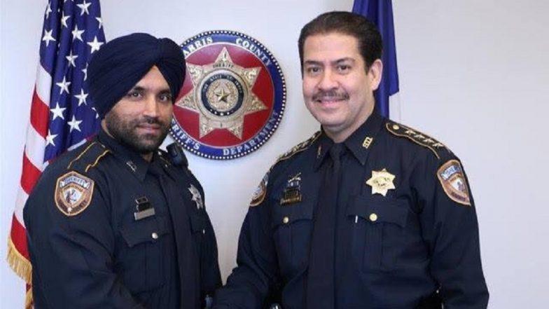Indian-American Sikh Police Officer Sandeep Singh Dhaliwal Shot Dead: Pall of Gloom Descends on Kin's House
