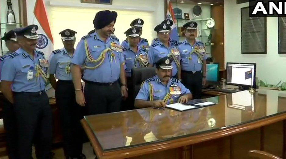 Pakistan Drone Smuggling Arms Into India: We Have Initiated Action, Says IAF Chief RKS Bhadauria