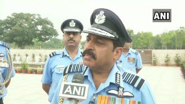 Air Chief Marshal Rakesh Kumar Singh Bhadauria Takes Charge as New Indian Air Force Chief