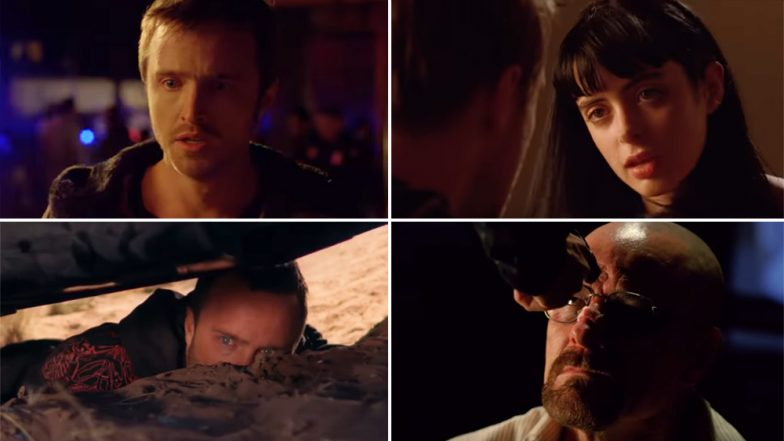 El Camino: A Breaking Bad Movie: Jesse Pinkman's Tragic Backstory Gets a Soothing Touch in  Chloe X Halle's Enchanted (Watch Video)