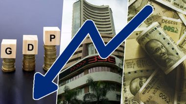 Economic Crisis Deepens in India as Rupee at 9-Month Low, Stock Market Crashes And Investor Wealth Plunges Rs 2.55 Lakh Crore