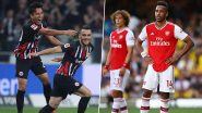 Eintracht Frankfurt vs Arsenal, UEFA Europa League Live Streaming Online: Where to Watch UEL 2019–20 Group Stage Match Live Telecast on TV & Free Football Score Updates in Indian Time?