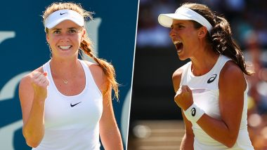 Elina Svitolina vs Johanna Konta, US Open 2019 Live Streaming & Match Time in IST: Get Telecast & Free Online Stream Details of Quarter-Final Match in India