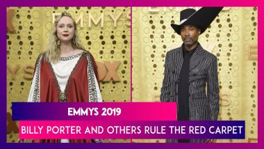Emmys 2019: Gwendoline Christie, Billy Porter Rule the Red Carpet With Extraordinary Fashion Choices