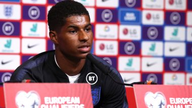 Marcus Rashford Vows to Return 'Fitter Than Ever' After Back Injury Sidelines Manchester United Forward for Six Weeks