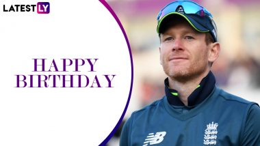 Happy Birthday Eoin Morgan: A Look at Five Stellar Innings Played by the World Cup Winning Captain