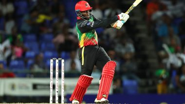 St Lucia Zouks vs St Kitts and Nevis Patriots, CPL 2019 Match LIVE Cricket Streaming on Star Sports and Hotstar: Live Score, Watch Free Telecast on TV & Online