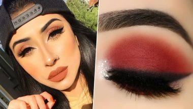 fall inspired makeup 2019 from cranberry eyes to vampy