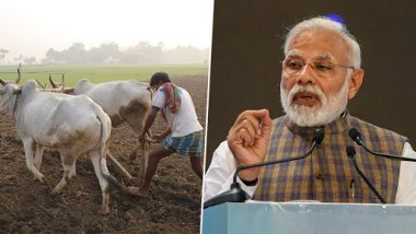 PM Narendra Modi Launches Pradhan Mantri Kisan Maan Dhan Yojana for Farmers, Here Are All Key Features of The Scheme