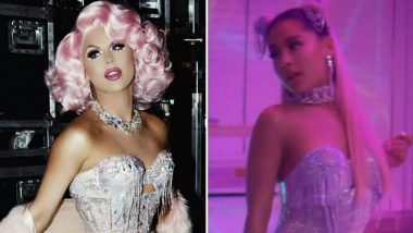 Ariana Grande EXPOSED! 'Thank U, Next' Singer Accused of Being a Thief by Farrah Moan Who Claims She Wore the '7 Rings' Outfit First