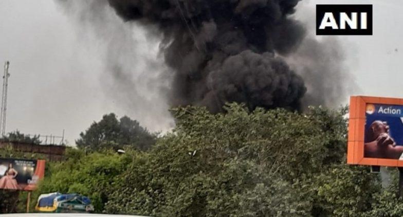Delhi: Fire Breaks Out at Godown in Punjabi Bagh, One Dies