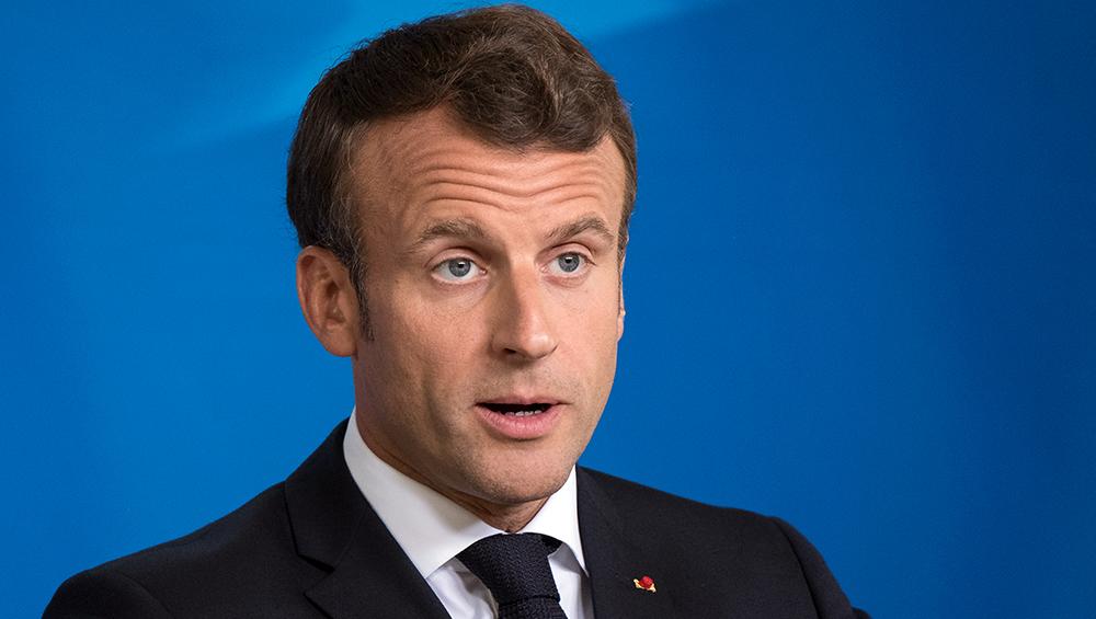 France President Emmanuel Macron Vows 'Unrelenting Fight' Against Islamist Terror After Paris Knife Attack